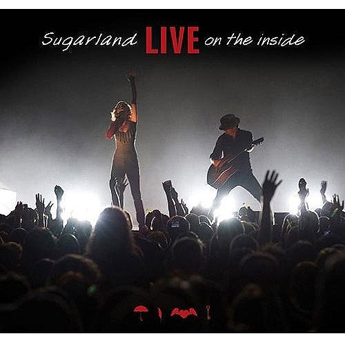 Live On The Inside (CD/DVD) (Walmart Exclusive)