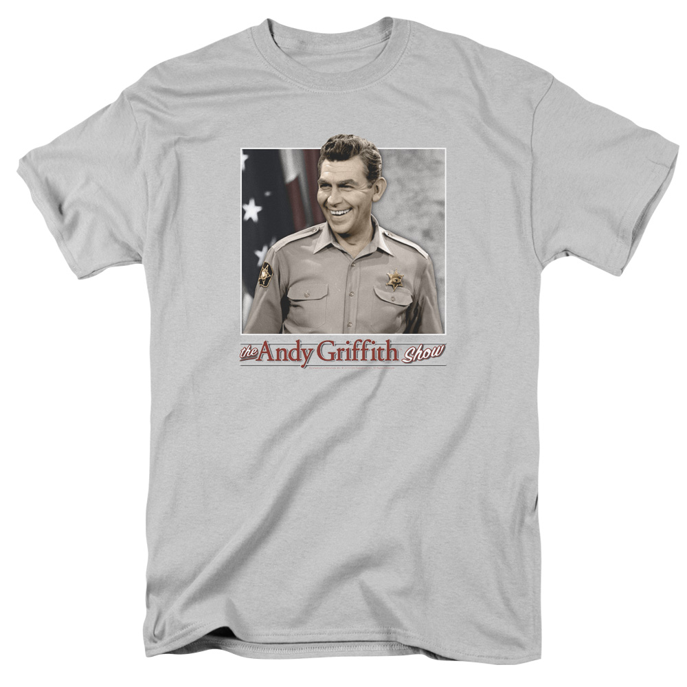The Andy Griffith Show All American Mens Short Sleeve Shirt