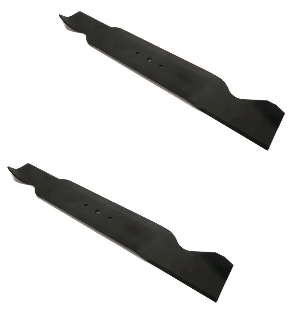 (2) MOWER BLADES fits MTD 136D686G190 136D696G190 136R616G190 Lawn Tractor Deck by The ROP Shop by The ROP Shop