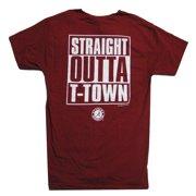 Alabama Straight Outta T-Town T-Shirt