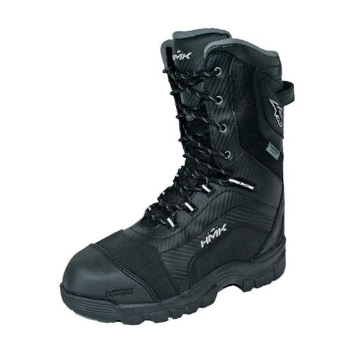 HMK Voyager Lace Snow Boots Black