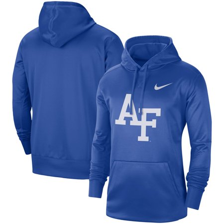 Air Force Falcons Nike Circuit Logo Performance Pullover Hoodie -