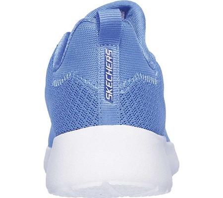 Skechers Kids Girls' Dynamight Sneaker, Peri, 10.5 Medium US Little Kid