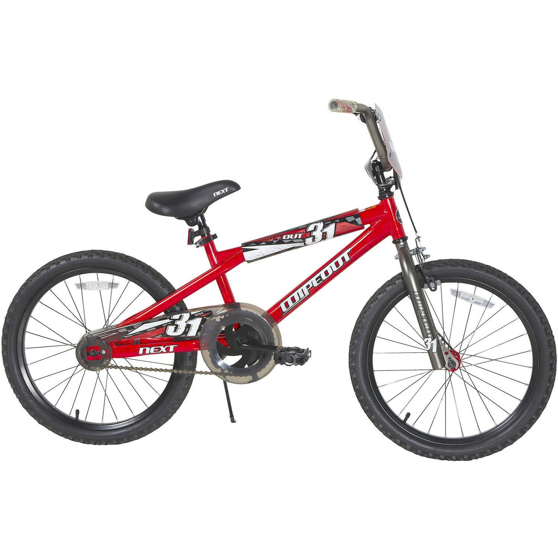 """20"""" NEXT Boys' Wipeout Bike by Dynacraft BSC"""