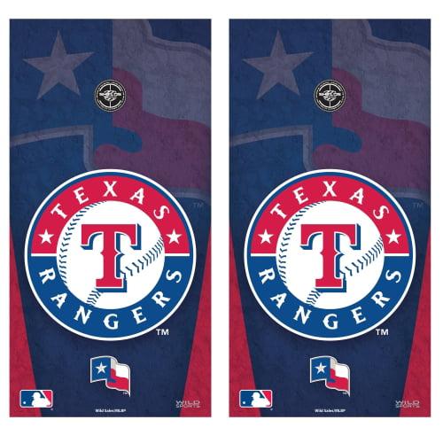 MLB Tailgate Toss Professional Cornhole Set