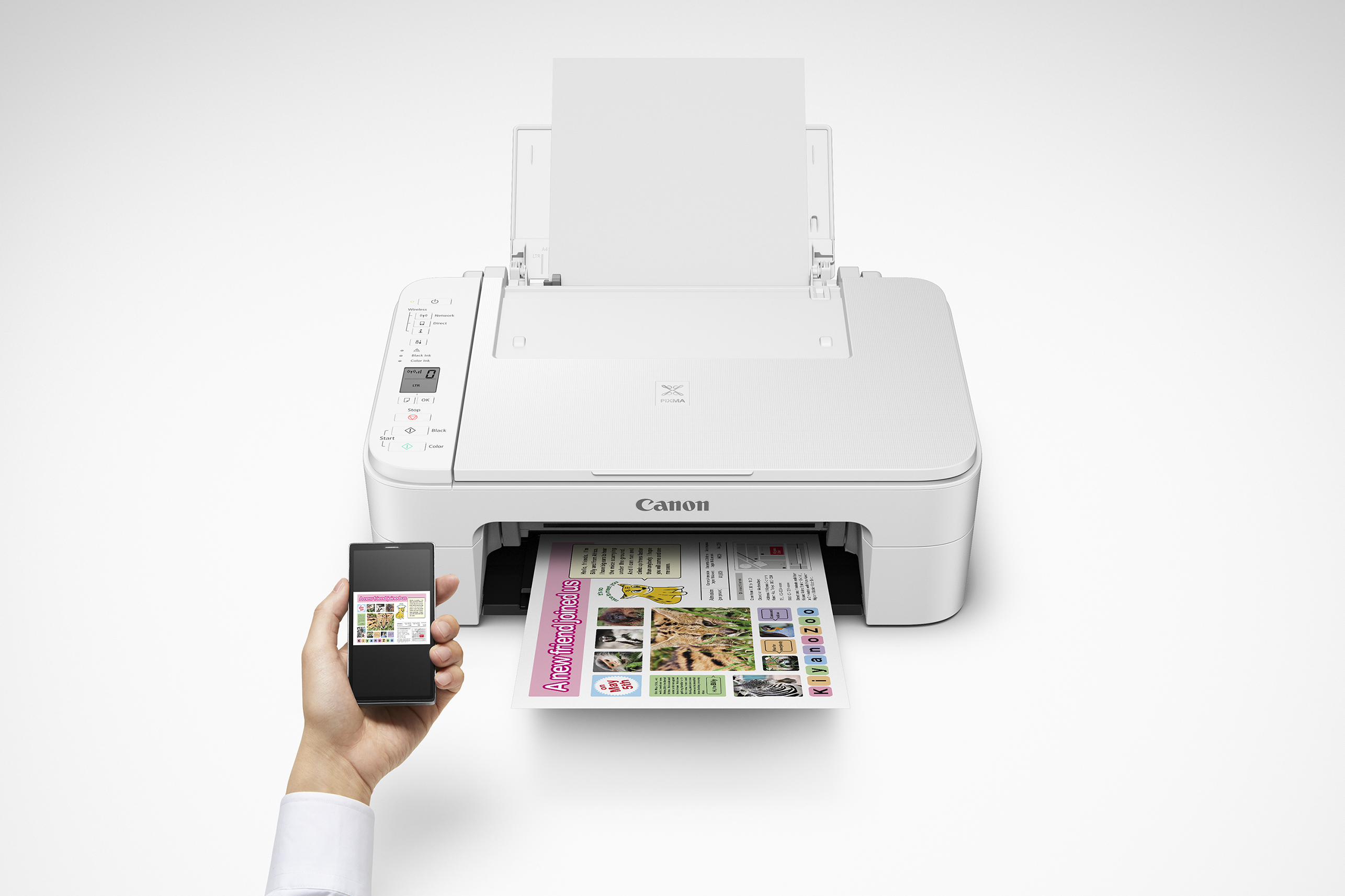 Canon PIXMA All-in-One Printer...
