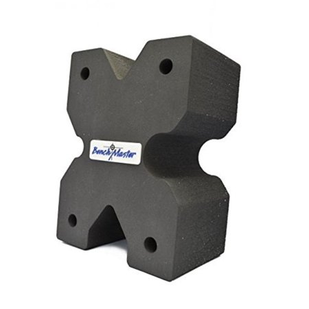 Benchmaster Weapon Rack X-Block -Gun Rest - Bench