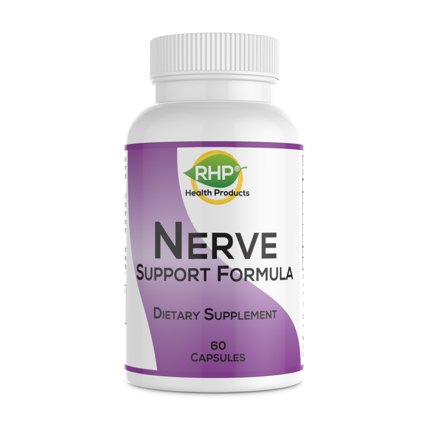 Nerve Support Formula for the Nutritional Support of Peripheral Neuropathy and Nerve Pain Relief