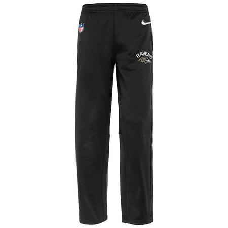 Baltimore Ravens Nike Youth Circuit Performance Pants - Black
