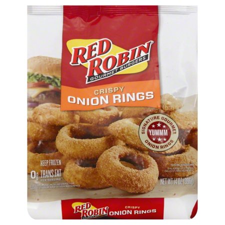 ConAgra Foods Red Robin Onion Rings, 14 oz