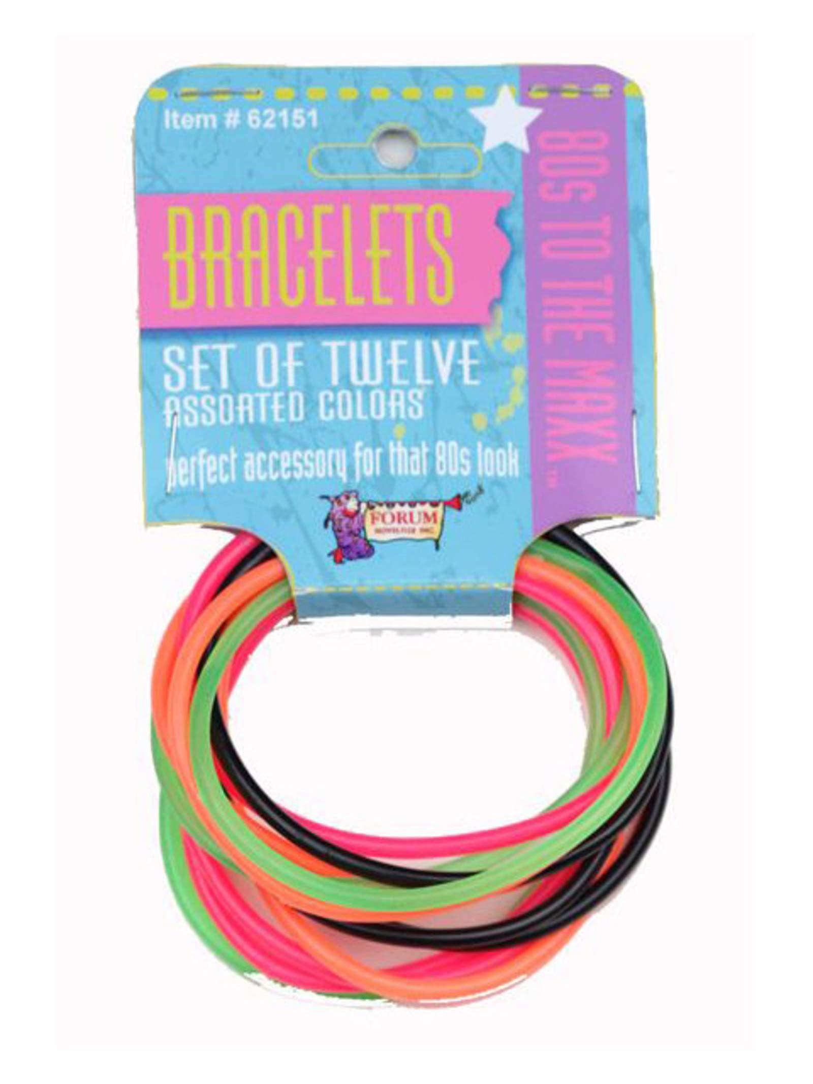 80s Bracelet Set