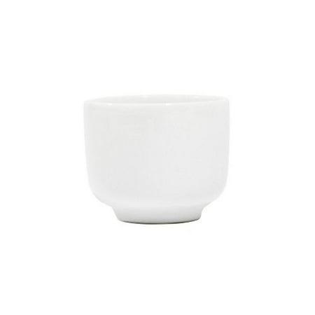 Town Food Service 51401/DZ 1.5 Oz. Sake Cup - (Japanese Porcelain Sake Cup)