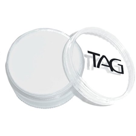 TAG Face Paints - White (90 gm) - Good Halloween Face Paint
