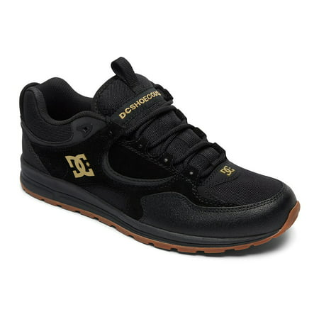 DC Men's Kalis Lite Sneakers Black 10 D