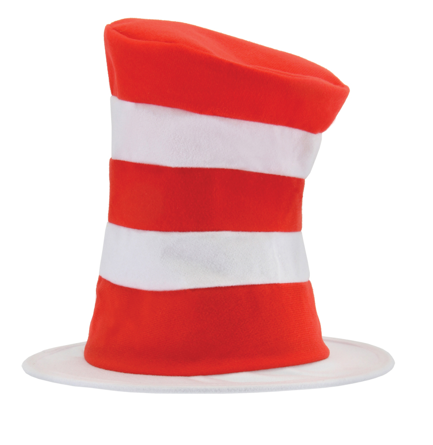 Dr. Seuss The Cat in the Hat Child Party Favor Accessory