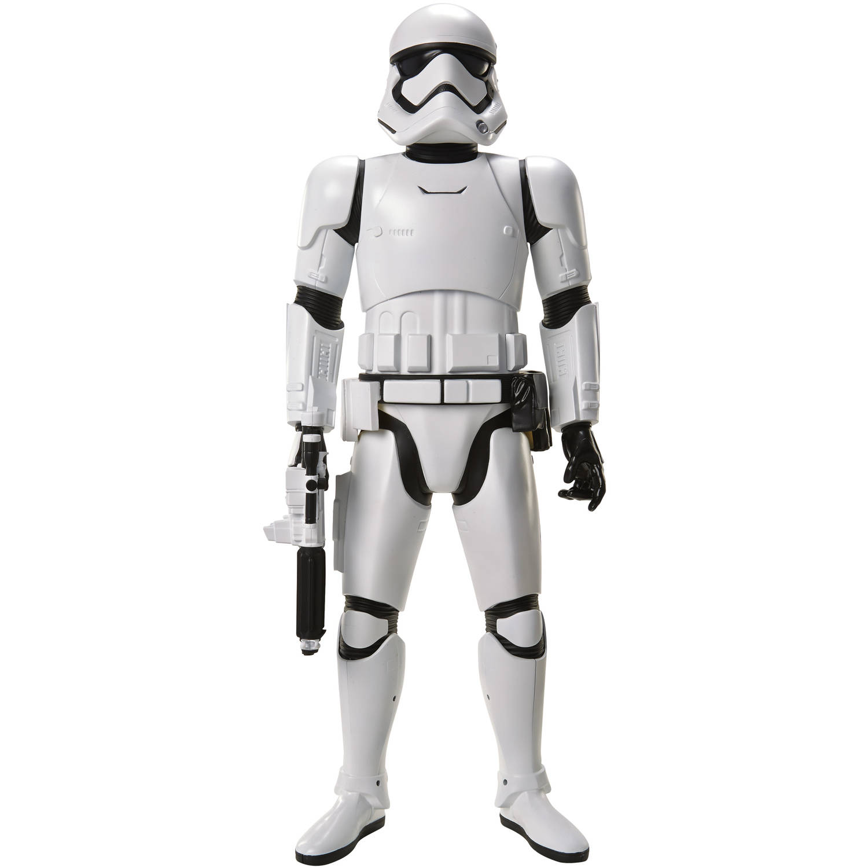 """Jakks Big-Figs Massive Star Wars Episode VII 31"""" First Order Stormtrooper Figure"""