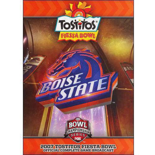 2007 Fiesta Bowl: Oklahoma Vs. Boise State