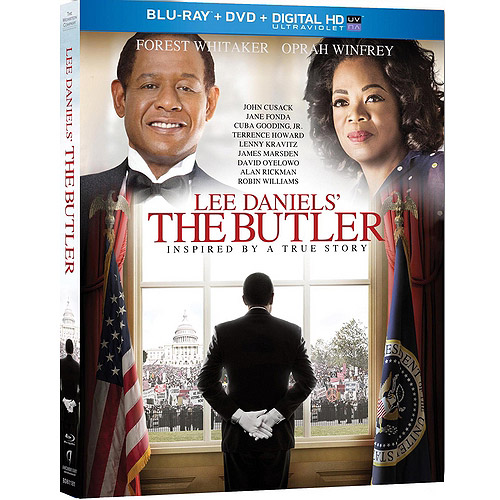 Lee Daniels' The Butler (Blu-ray + DVD + Digital HD) (With INSTAWATCH) (Widescreen)