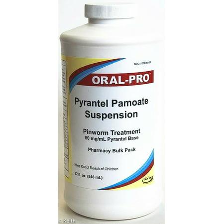Oral-Pro Pyrantel Pamoate (32 ounce) Vanilla