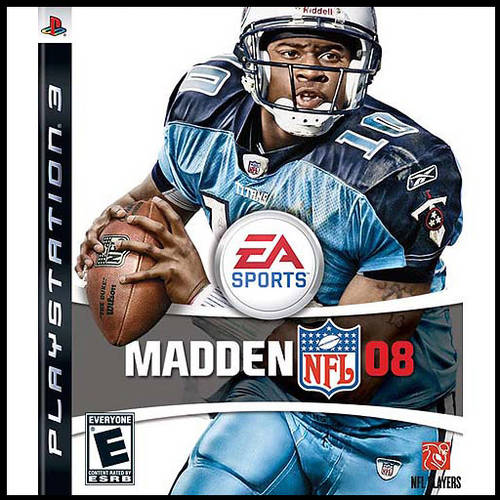 Madden Nfl 2008 (PS3) - Pre-Owned