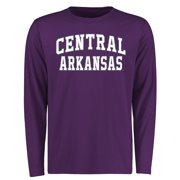Central Arkansas Bears Everyday Long Sleeve T-Shirt - Purple