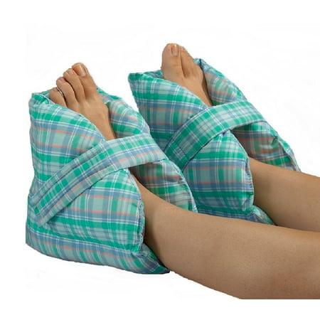 Heel Pillows, Pastel Plaid - 1/Pair, Posey Heel Pillows By Posey Ship from - Posey Heel Pillow