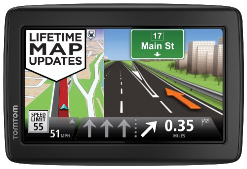 TomTom VIA 1505M World Traveler Edition GPS Navigator with Lifetime Maps by TomTom