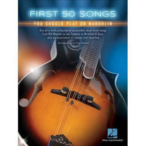 First 50 Songs You Should Play on Mandolin by