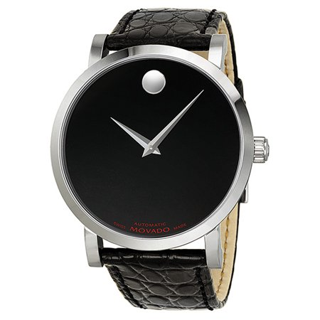 Label Black Dial (Red Label Automatic Black Dial Mens Watch 0606112 )