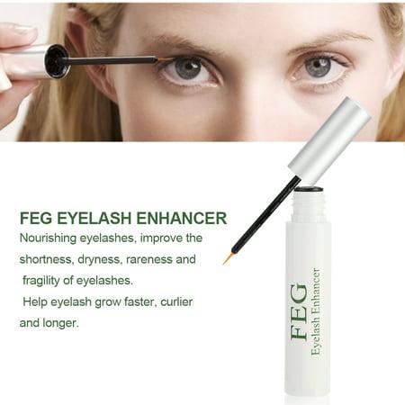 5f0b8a678b2 Yosoo 100% Natural Extract Eyelash Growth Serum FEG Eyelash Enhancer for  Longer, ...