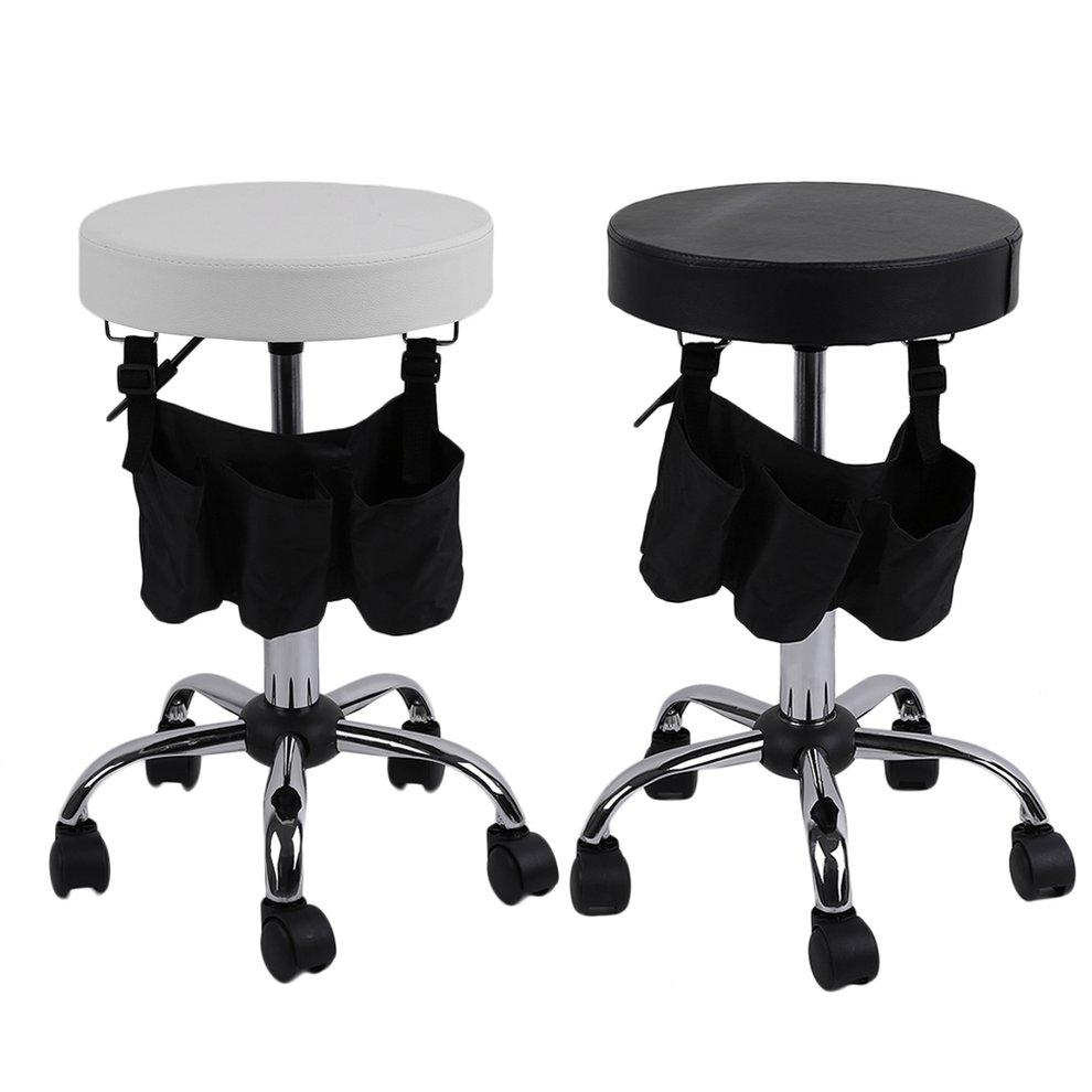 Attirant Tattoo Salon Barbers Furniture S15 Adjustable Rolling Swivel Stool Chair
