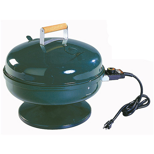 Meco Easy Street 1500-Watt Portable Lock N' Go Electric Grill, Green