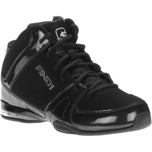 AND1 Men's Playmaker High Top Sneakers