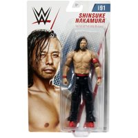 Shinsuke Nakamura - WWE Series 91 Toy Wrestling Action Figure