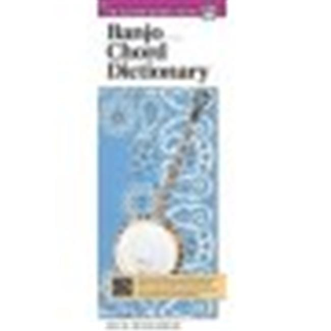 Alfred 00-420 Banjo Chord Dictionary - Music Book