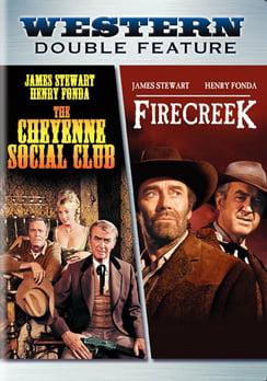 Cheyenne Social Club   Fire Creek (DVD) by WARNER HOME VIDEO