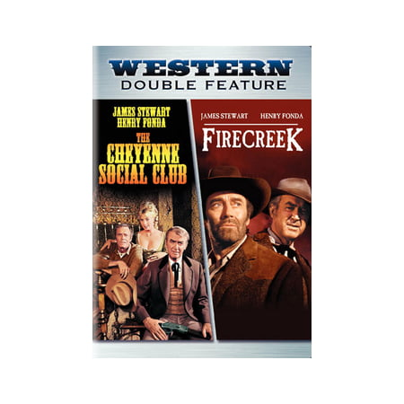 Cheyenne Social Club / Fire Creek (DVD) (Best Of Jack Jones)