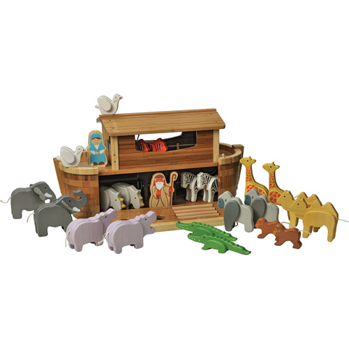 EverEarth Giant Noah's Ark and Animals Play Set