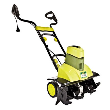 "Snow Joe 18"" Electric Garden Tiller Cultivator"