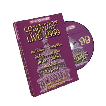 Convention At The Capital 1999 By A 1 Magical Media   Dvd