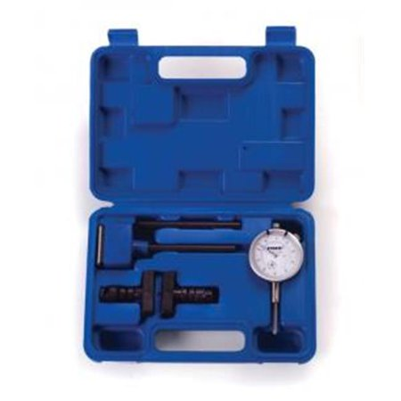 Central Tools CE3D101 Dial 0 To 1 Indicator Set With Mag