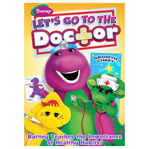 Barney: Let's Go To The Doctor (2012)