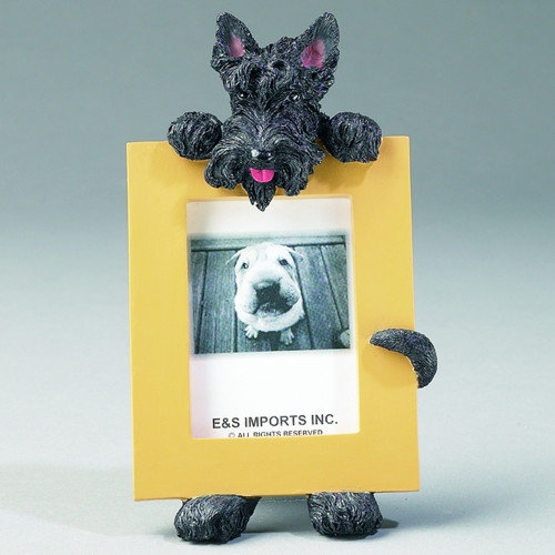 E&S Pets Scottish Terrier Picture Frame