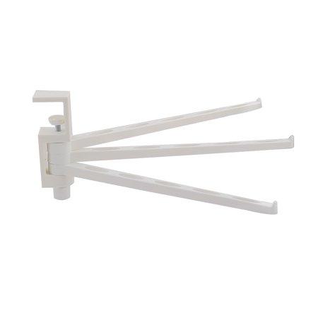 - Uxcell Bathroom 3 Swivel Folding Bath Towel Hook Wall Mounted Rack Holder Hanger 3 PCS