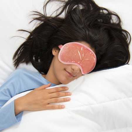Hot/Cold Soothing Gel Bead Eye Mask