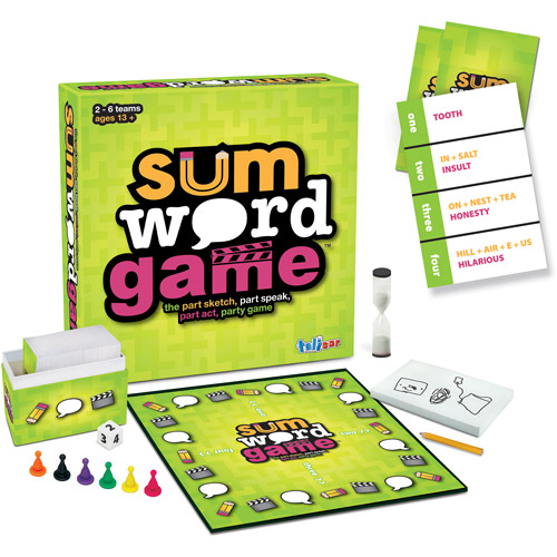 Talicor Sum Word Game
