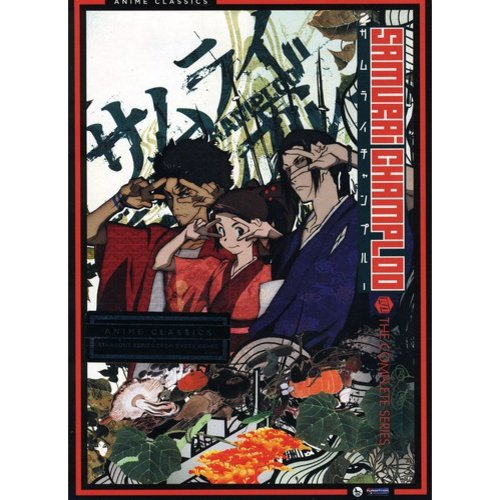 Samurai Champloo: The Complete Series (Japanese)