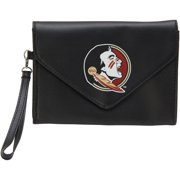Florida State Seminoles Women's Gibson Clutch - Black - No Size