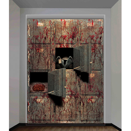 Morgue Wall Halloween Decoration