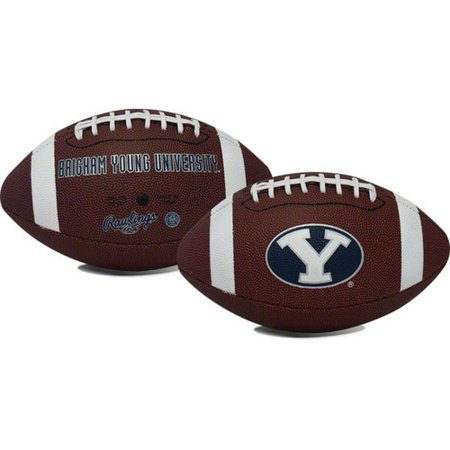 BYU Cougars Rawlings Game Time Full Size Football Team Logo